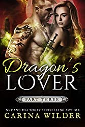 Dragon's Lover, Part Three: A Dragon Shifter Romance