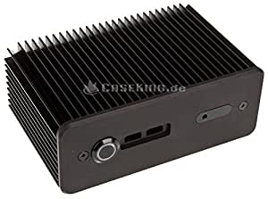 K&L Electronics Impactics D3NU1-IR-USB-B - Carcasa, color negro