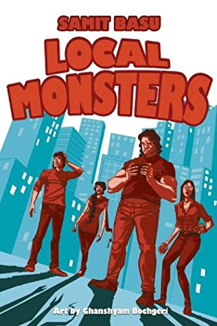 book cover of Local Monsters