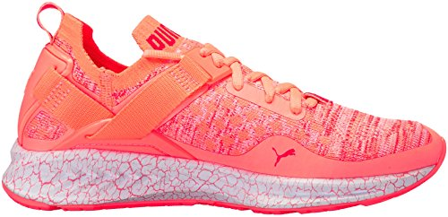 Baskets Lo White Evoknit poppy Nrgy Red Hypernature Puma Pour Mode Peach Wn Femme Ignite puma qE4wxX