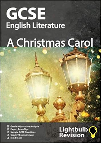 GCSE English - A Christmas Carol - Revision Guide (Lightbulb