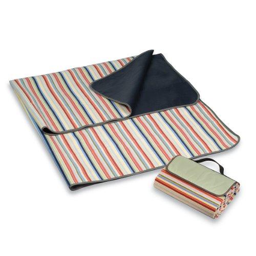 Picnic Time Sunshine Blanket Tote, (Riviera Blanket Tote)