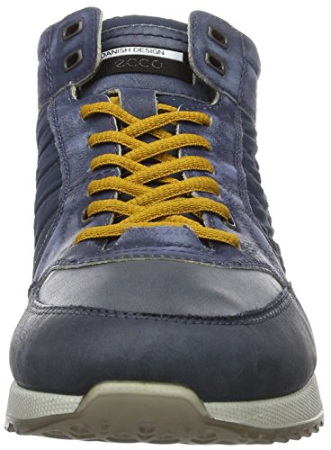 ECCO Sneak Men's, Zapatillas para Hombre Azul (NAVY/MARINE59353)