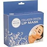 Beauty Mask Works Collagen Crystal Lip Mask, 10 Count