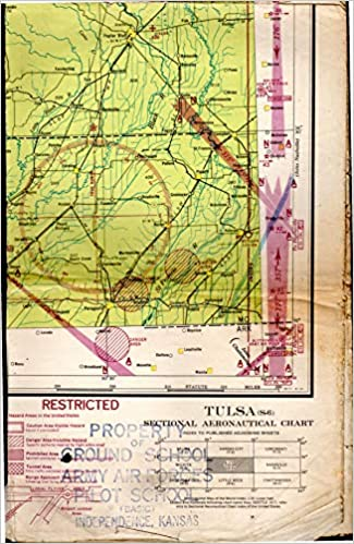 Map Tulsa Oklahoma S 6 Sectional Aeronautical Chart - Tulsa-on-us-map