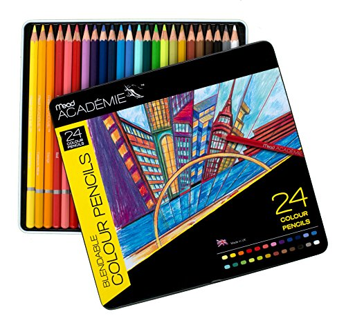 Mead Acad%C3%A9mie Pencil Assorted 98012