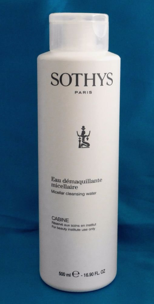 Sothys Micellar Cleansing Water 16.9oz by Sothys