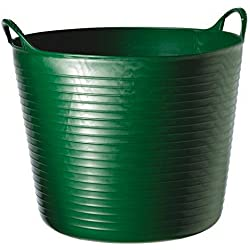 Red Gorilla Flexible Tubtrug (Medium) (Green)