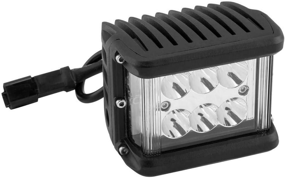 Dragonfire Racing Removable LED Dome Light Kit Black 11-0001