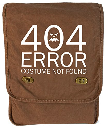 Dancing Participle 404 Error Costume Not Found Java Canvas Field (Comedy Of Errors Costumes)