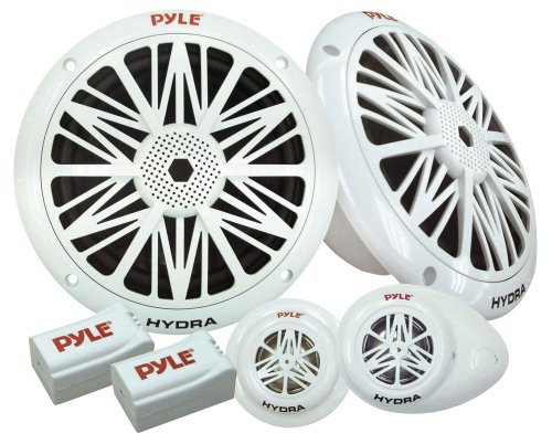 Pyle Resistant Component Electronic Crossovers