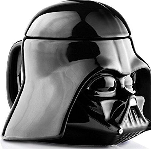 Star Wars 3D Character Mug Darth Vader