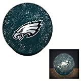 Team Sports America NFL LED Glass Disk Indoor Light