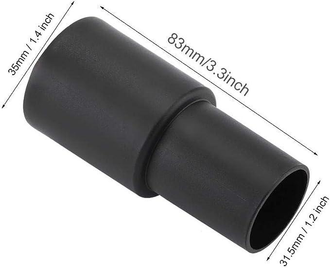 Accesorios de aspiradora 5PCS//Set Adaptador de manguera de aspiradora Convertidor de piezas Accesorio para 32 mm a 35 mm
