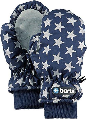 Barts Jungen Handschuhe Mehrfarbig (Blau (mit Sternen)) 3