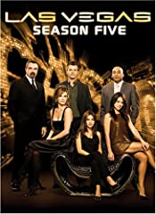 Las Vegas is hotter than ever as new players come to town for a sizzling Season 5 of TV's sharpest and sexiest drama! As recently installed Montecito Casino owner A.J. Cooper, Primetime Emmy Award and Golden Globe winner Tom Selleck ups the s...