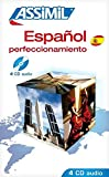 Español Perfeccionamiento ; Enregistrements CD Audio (x4)