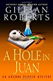 A Hole in Juan: An Amanda Pepper Mystery (Amanda Pepper Mysteries)