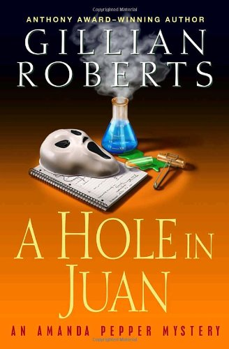 A Hole in Juan: An Amanda Pepper Mystery (Amanda Pepper Mysteries) PDF
