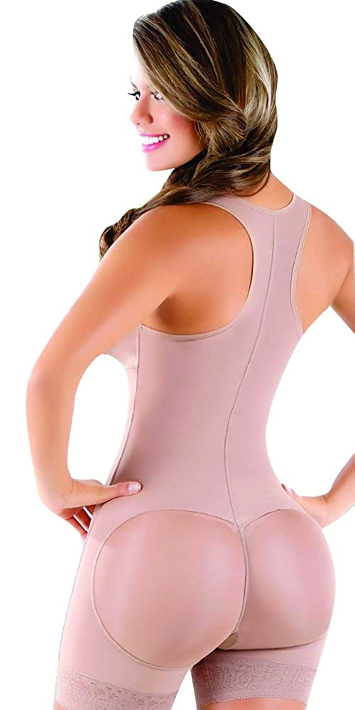 Faja Colombiana Reductora Modeladora Levanta Cola Butt Lifting Shaper Girdle Melibelt 2010 at Amazon Womens Clothing store:
