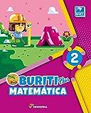 capa de Buriti Plus. Matemática - 2º Ano