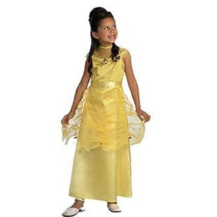 toddler disney belle halloween costume size 3 4t