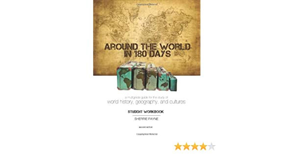 Around The World In 180 Days Teachers Guide Sherrie Payne