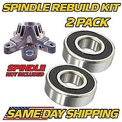 (1 Set) Spindle Rebuild Kit Bearings Cub Cadet, MT