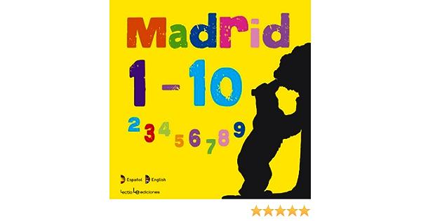 Madrid 1-10 (Otros Infantil): Amazon.es: Joan Portell: Libros
