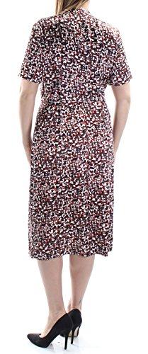 Work 0 Womens DKNY Wear B to B Sheath Short 249 Dress Sleeve 1399 Ivory ZS6qTS