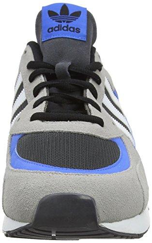 adidas Originals ZX 850 - Zapatillas unisex Gris / Azul