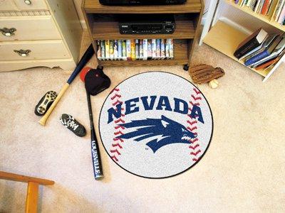 Fan Mats Nevada Baseball Rug, 29