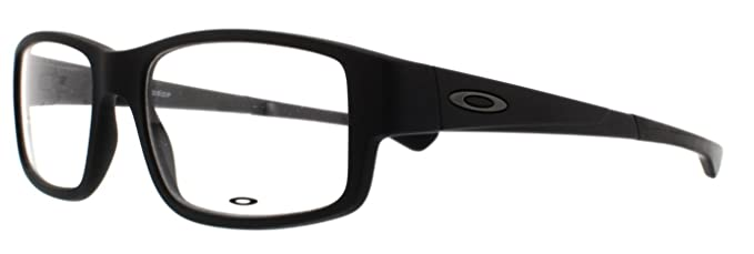 89fa4c623d Image Unavailable. Image not available for. Color  OAKLEY Eyeglasses  TRAILDROP (OX8104-0154) Satin Black 54MM