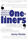 Political and Business One-Liners, Jenny Hunter, 1741106176