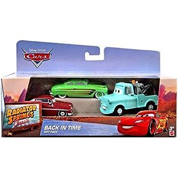 Amazon Com Disney Pixar Cars 2 Movie 7 Pack Set Radiator