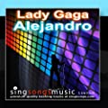 Alejandro (In the style of Lady Gaga)
