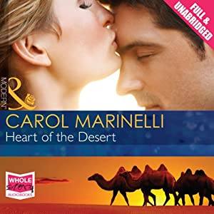 Heart of the Desert Audiobook