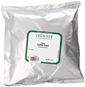 Frontier Natural Products, Whole Cumin Seed, 16 Ounce Bags (Pack of 2)