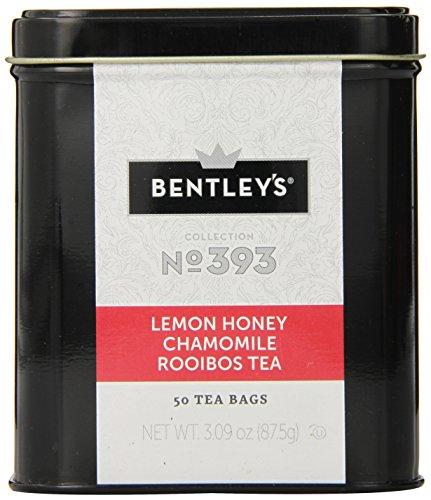 Bentley's Finest Tea Royal Bombay Chai Rooibos Fair Trade Certified Box