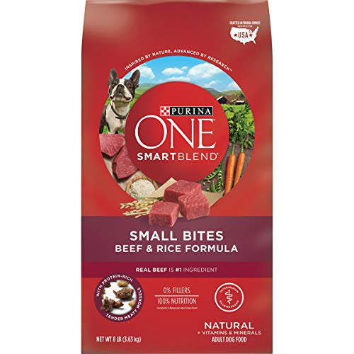Purina ONE Natural Dry Dog Food; SmartBlend Small