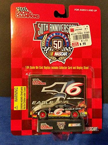 - Qiyun 98 Racing Champions 50th Anniversary NASCAR 6 Mark Martin Ford Taurus Eagle One