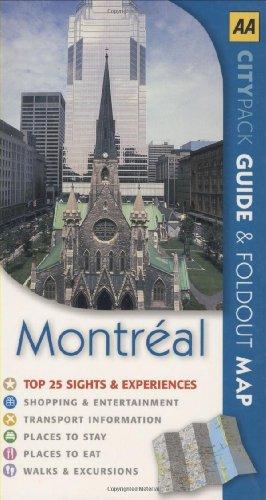 AA CityPack Montreal