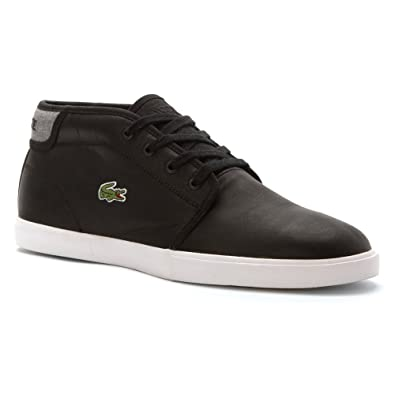 Lacoste Mens Ampthill 116 Sneakers in Black 7 US