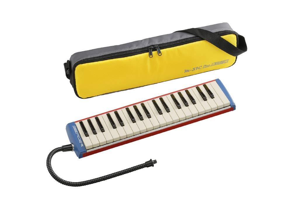 Suzuki keyboard Harmonica Melodeon Alto M-37C plus by Suzuki (Image #3)