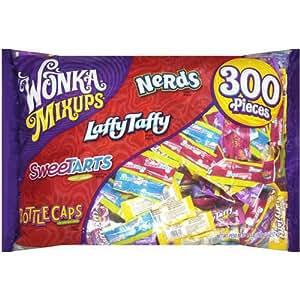 Wonka Mixups Tasty Treats - 300 ct.