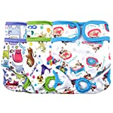 Paw Legend Reusable Female Dog Diapers