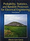Probability, Statistics, and Random Processes for Electrical Engineering 3rd Edition