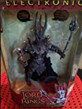 Lord of the Rings Sauron Figure - Electronic Light Up and Sound