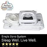 Perfect Sleep Pad - Heating and Cooling Mattress Pad for Sleep...