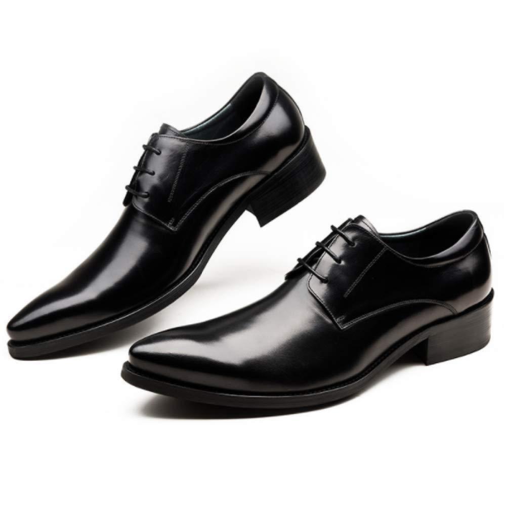 ... Mode Britisches Geschäfts Kleid Beschuht Friseur Spitzen Flut Schuhe  Mit Den Spitzen Friseur Beiläufigen Männern Der ... 070d3be715
